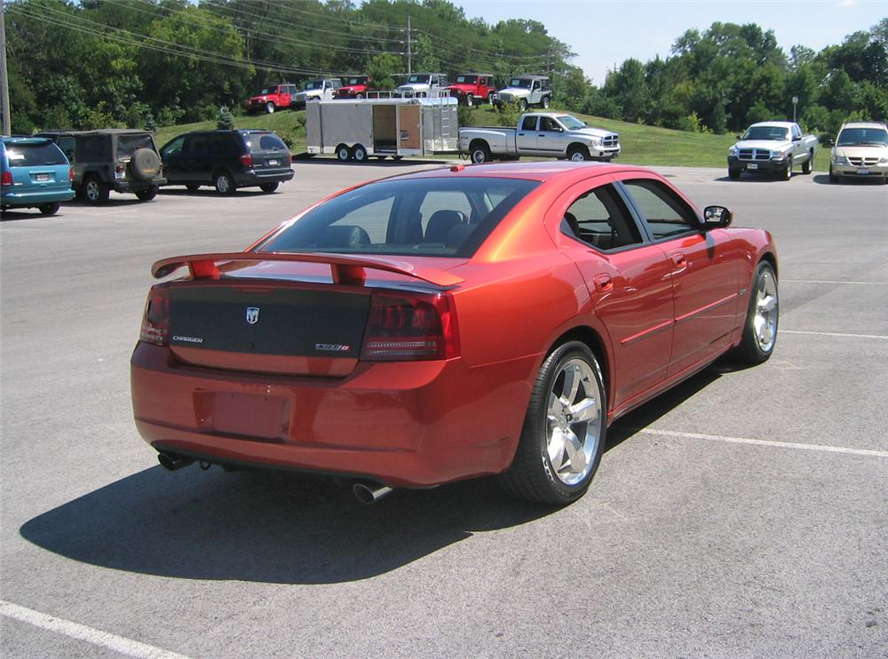 2006 DODGE CHARGER SRT8 4 DOOR HARDTOP - 44113