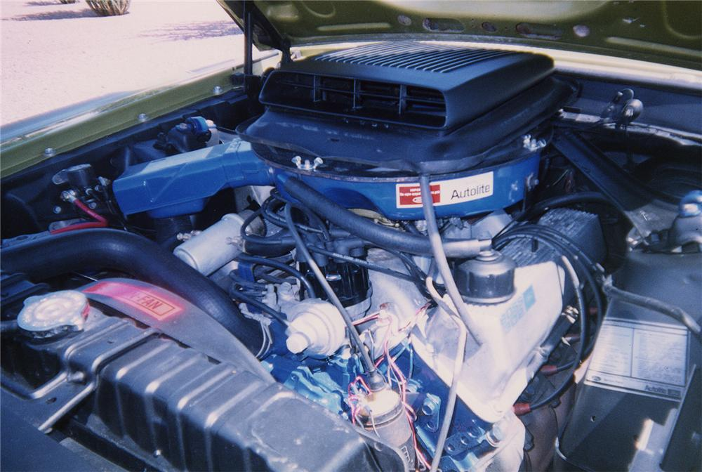 1970 FORD MUSTANG BOSS 302 - Engine - 44194