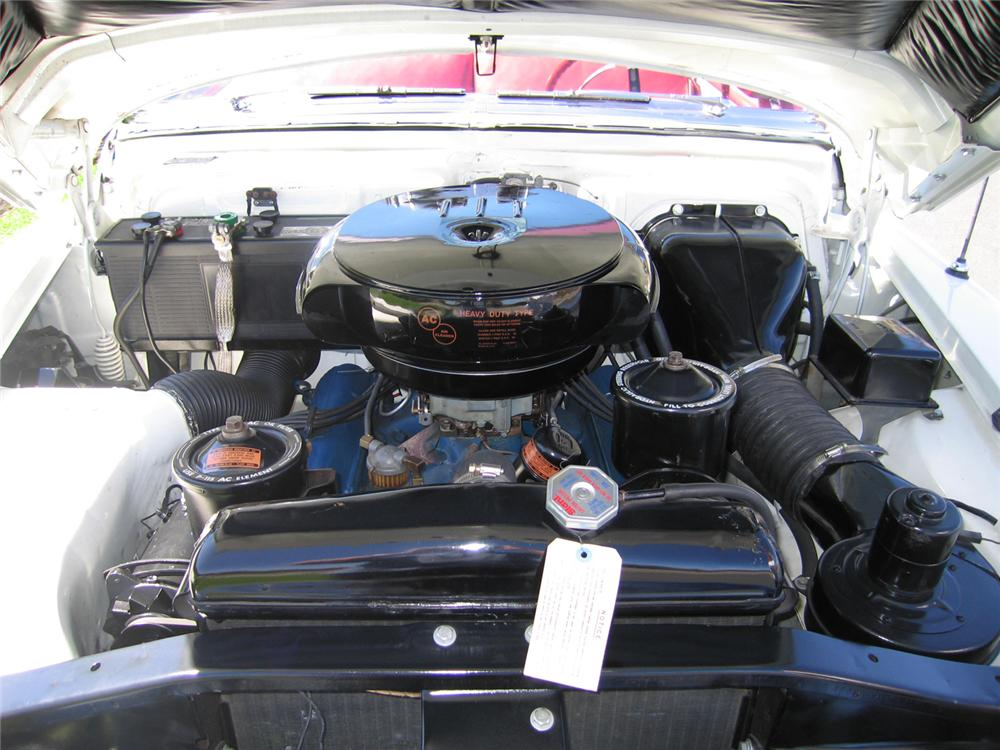 1953 CADILLAC SERIES 62 CONVERTIBLE - Engine - 44215