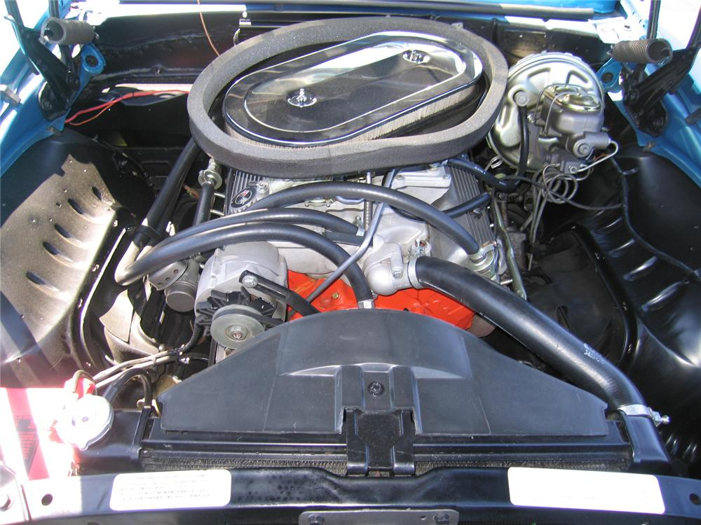 1969 CHEVROLET CAMARO Z/28 JL8 COUPE - Engine - 44219