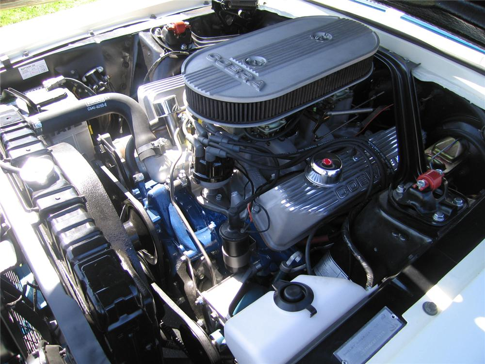 1967 SHELBY GT500 FASTBACK - Engine - 44221