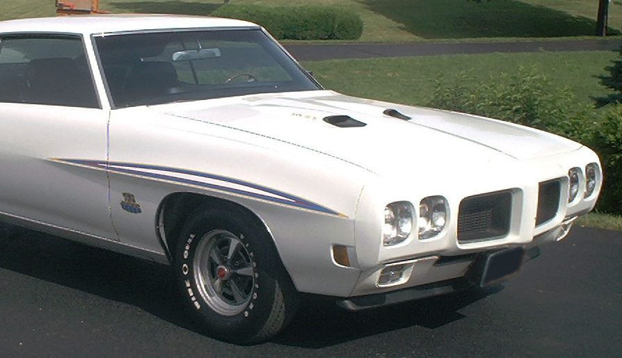 1970 PONTIAC GTO JUDGE 2 DOOR HARDTOP - Misc 1 - 44258