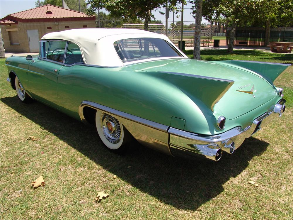 1957 cadillac eldorado biarritz - photo #35