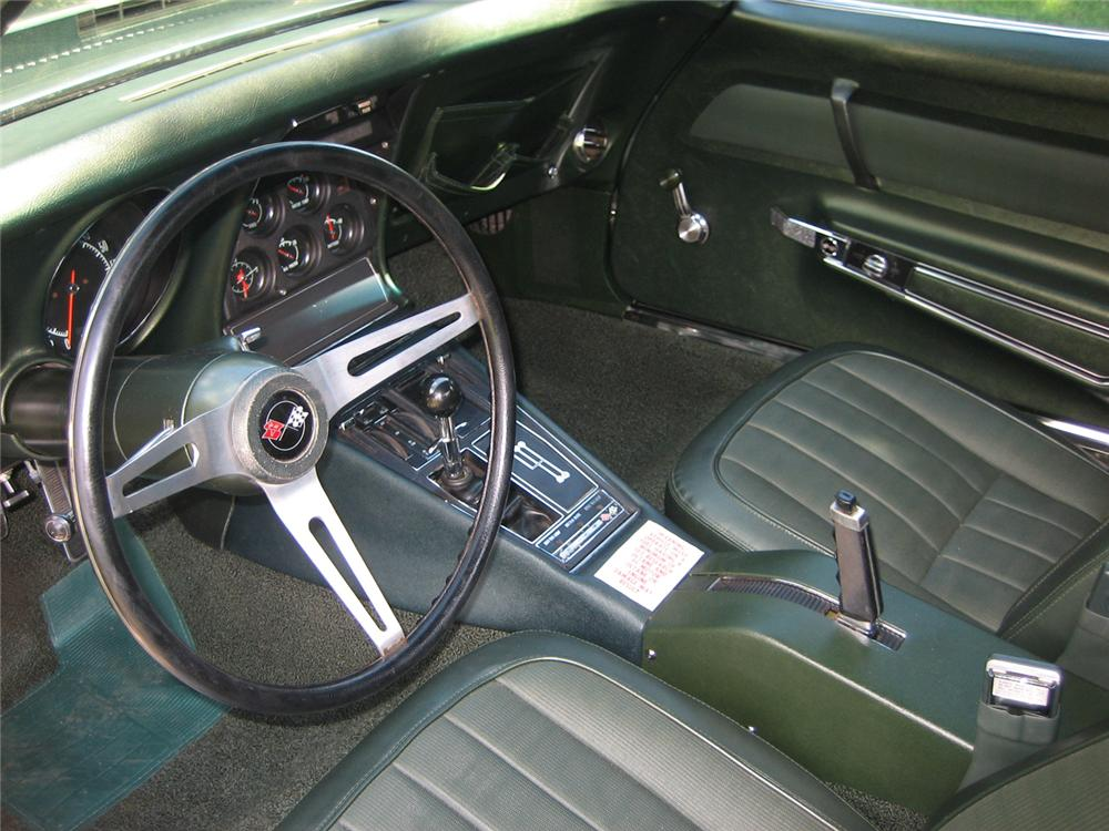 1969 chevrolet corvette l88 coupe 44281. Black Bedroom Furniture Sets. Home Design Ideas