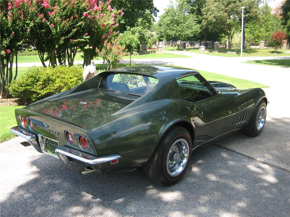 1969 CHEVROLET CORVETTE L88 COUPE - Misc 1 - 44281