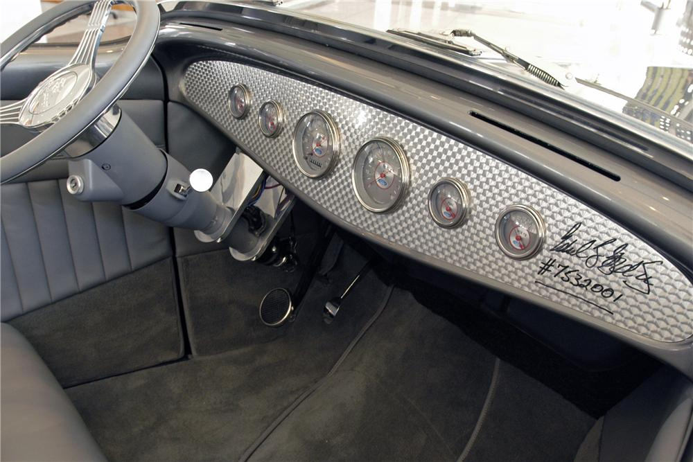 "1932 FORD CUSTOM ROADSTER ""DETROIT DEUCE"" - Interior - 44328"