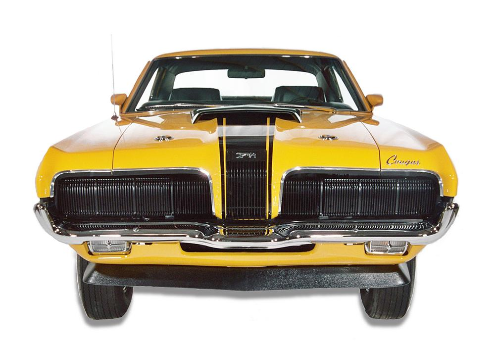 1970 MERCURY COUGAR ELIMINATOR 428 CJ COUPE - Misc 1 - 44357