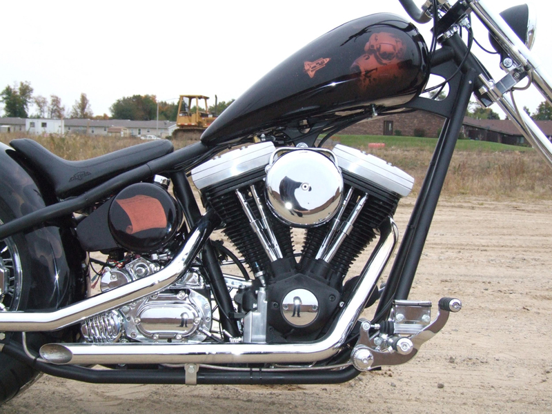 2006 LEGENDS CUSTOM MOTORCYCLE - Engine - 44359