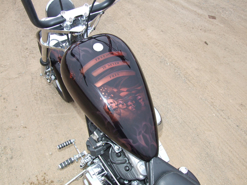 2006 LEGENDS CUSTOM MOTORCYCLE - Interior - 44359