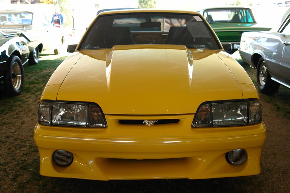 1990 FORD MUSTANG CUSTOM COUPE - Misc 1 - 44387