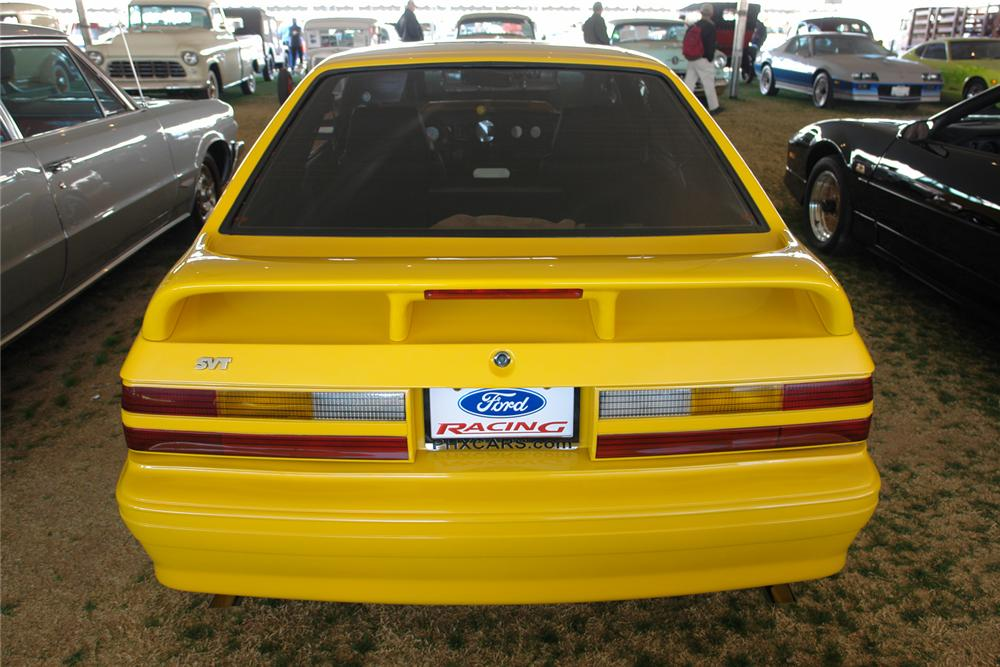 1990 FORD MUSTANG CUSTOM COUPE - Misc 2 - 44387