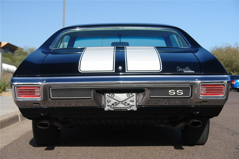 1970 CHEVROLET CHEVELLE SS 396 COUPE - Misc 1 - 44398