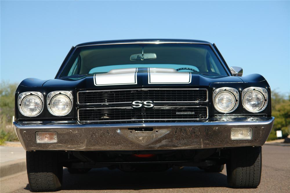 1970 CHEVROLET CHEVELLE SS 396 COUPE - Misc 2 - 44398