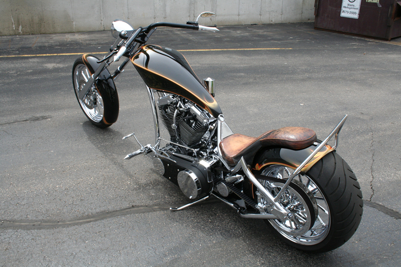 2005 CUSTOM RIGIDFRAME CHOPPER - Misc 1 - 44447