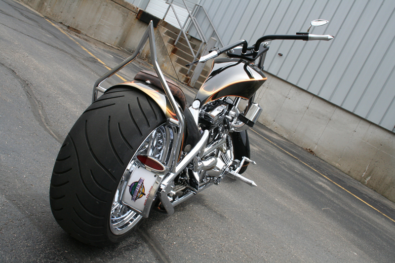 2005 CUSTOM RIGIDFRAME CHOPPER - Misc 2 - 44447
