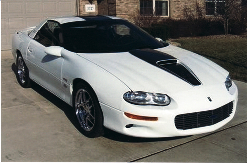 2002 Chevrolet Camaro Zl1 Coupe 44467