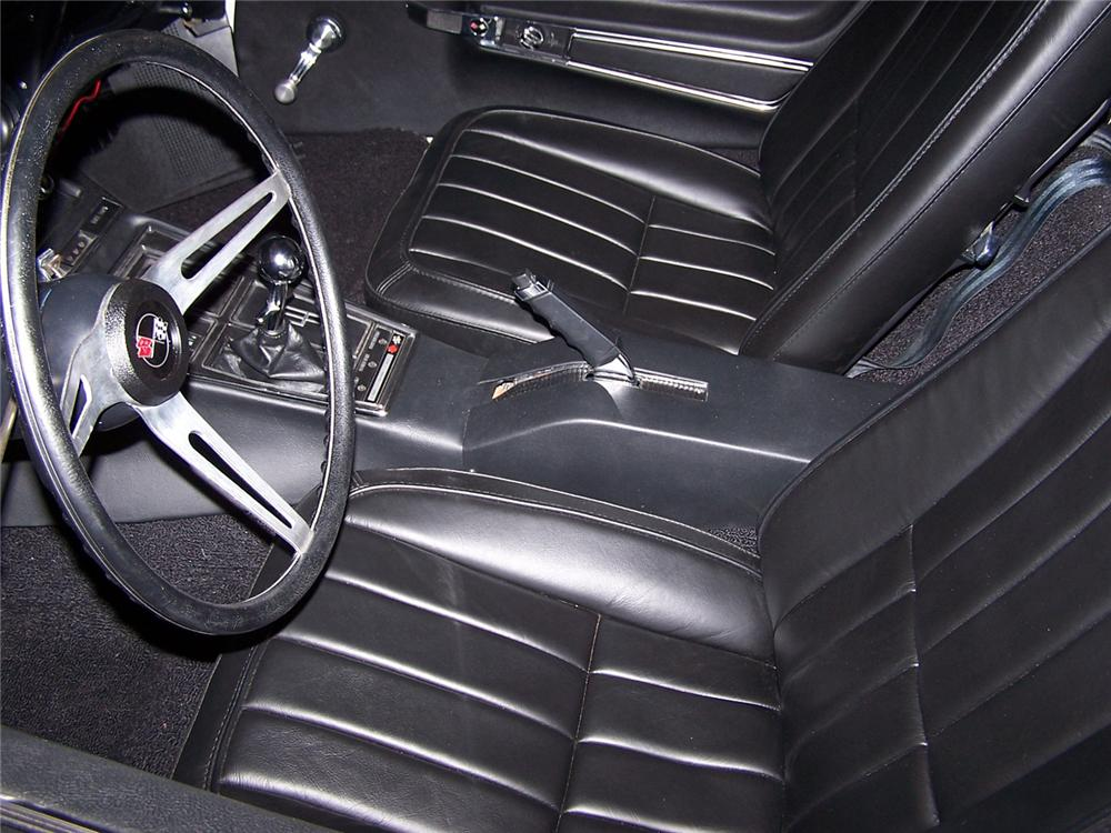 1969 CHEVROLET CORVETTE ZL1 COUPE RE-CREATION - Interior - 44486