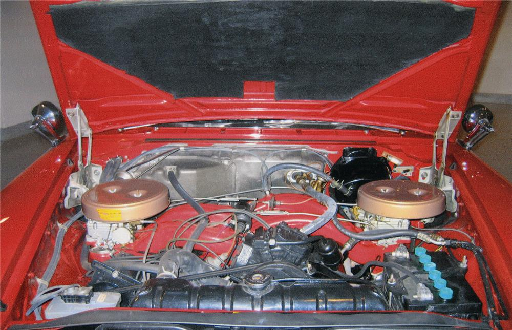 1960 CHRYSLER 300F HARDTOP - Engine - 44542