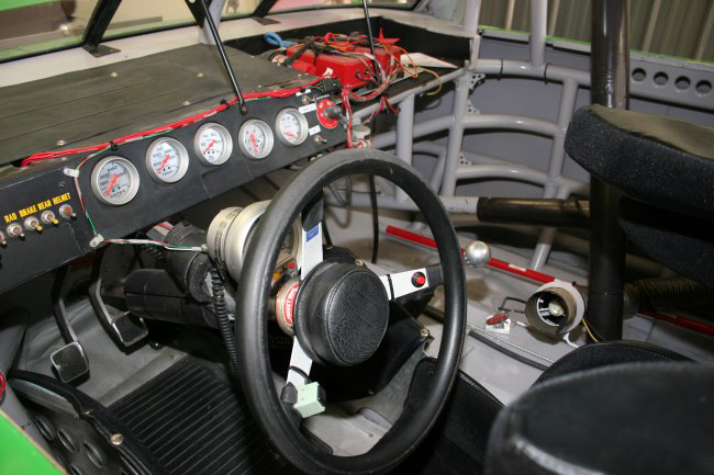 2003 CHEVROLET CRAFTSMAN RACE TRUCK - Interior - 44581