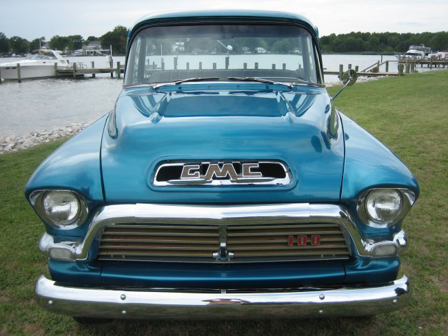 1958 GMC 100 PICKUP - Misc 1 - 44591