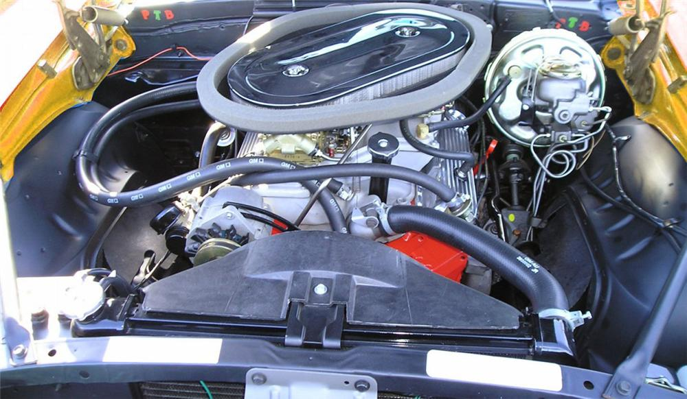 1969 CHEVROLET CAMARO Z/28 CROSS-RAM COUPE - Engine - 44654