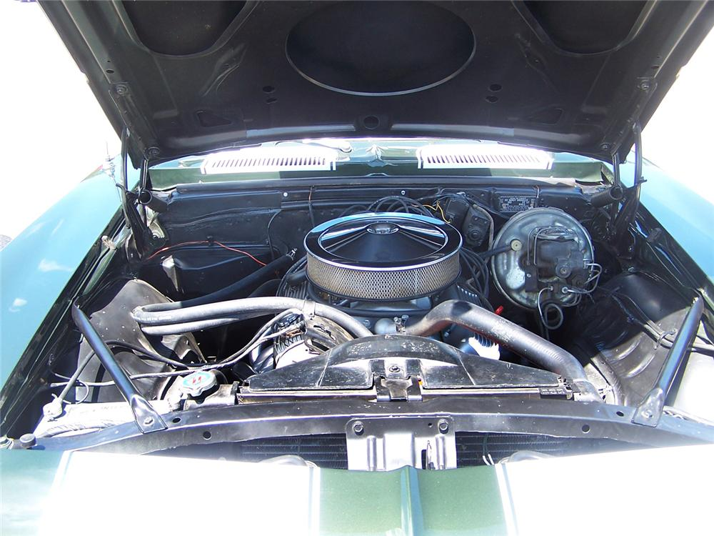 1969 CHEVROLET CAMARO Z/28 COUPE - Engine - 44670