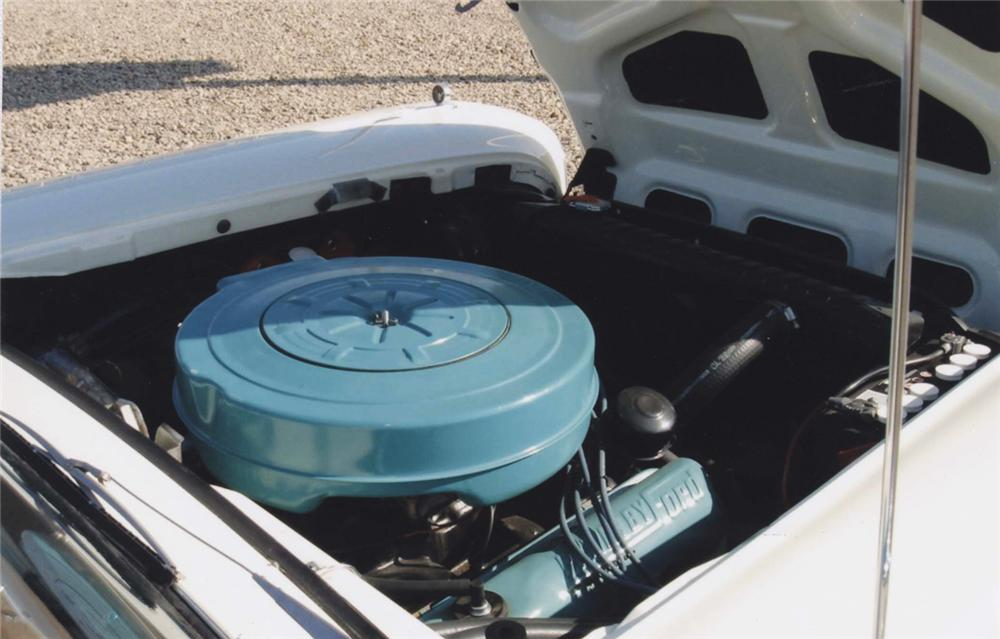 1959 FORD SKYLINER RETRACTABLE - Engine - 44684