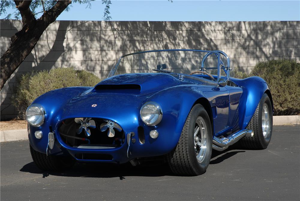 1966 SHELBY COBRA 427 'SUPER SNAKE' - 44723