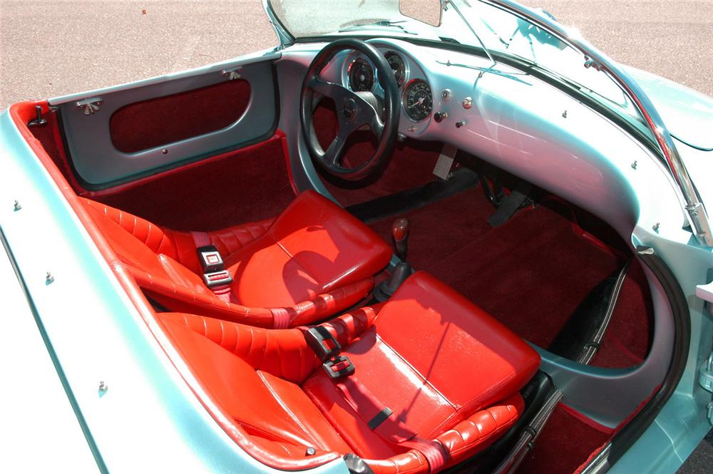1993 BECK 550 SPYDER RE-CREATION - Interior - 44803