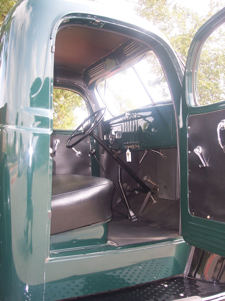 1940 DODGE STEPSIDE PICKUP - Interior - 44836