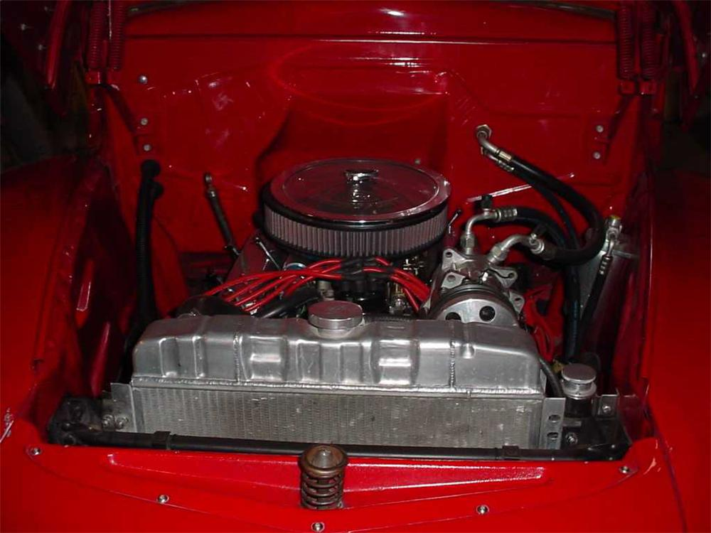 1948 FORD F-100 CUSTOM PICKUP - Engine - 44841