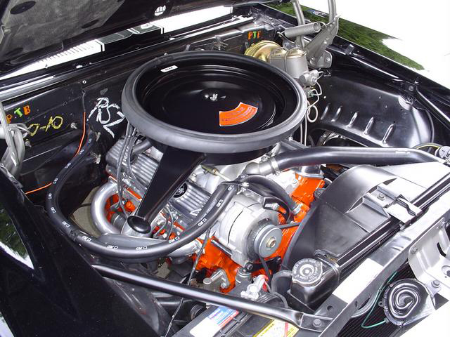 1969 CHEVROLET CAMARO Z/28 RS COUPE - Engine - 45047