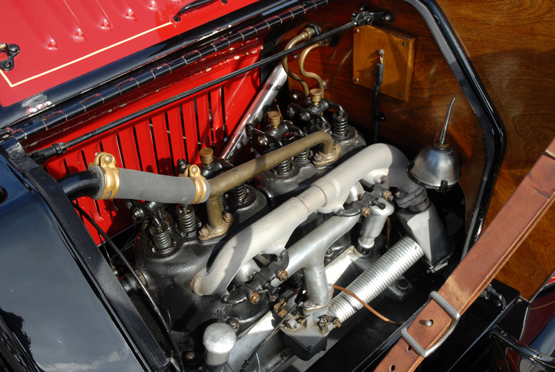 1913 BUICK 25 TOURING CAR - Engine - 45248