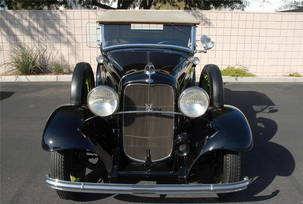 1932 FORD MODEL 18 DELUXE ROADSTER - Misc 1 - 45251