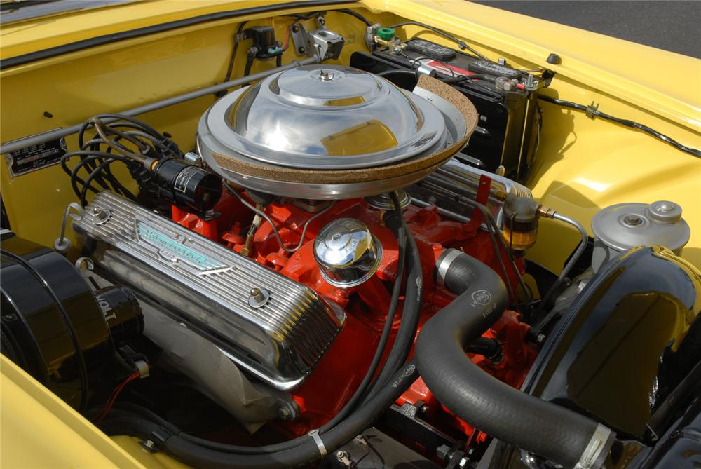1956 FORD THUNDERBIRD CONVERTIBLE - Engine - 45270