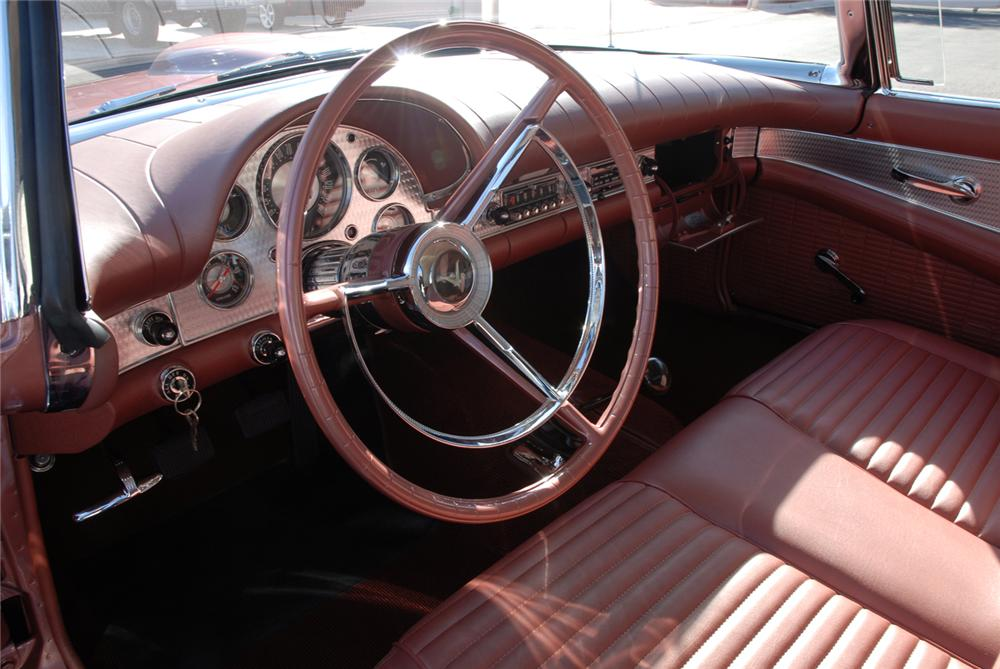 1957 FORD THUNDERBIRD E CONVERTIBLE - Misc 1 - 45274