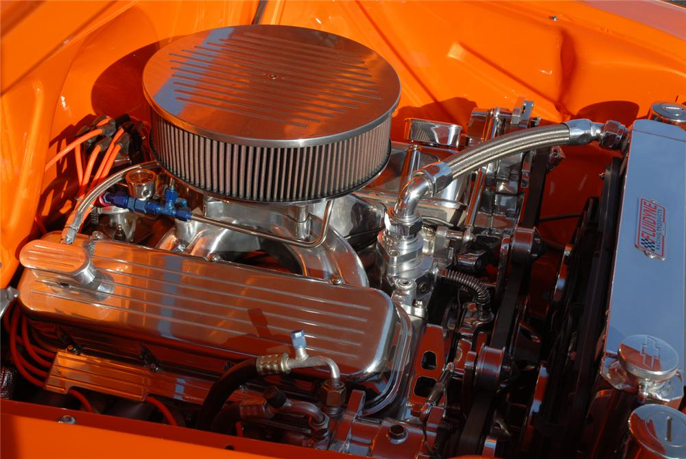 1957 CHEVROLET CAMEO PICKUP - Engine - 45284