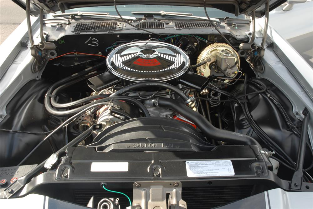 1971 CHEVROLET CAMARO Z/28 COUPE - Engine - 45286