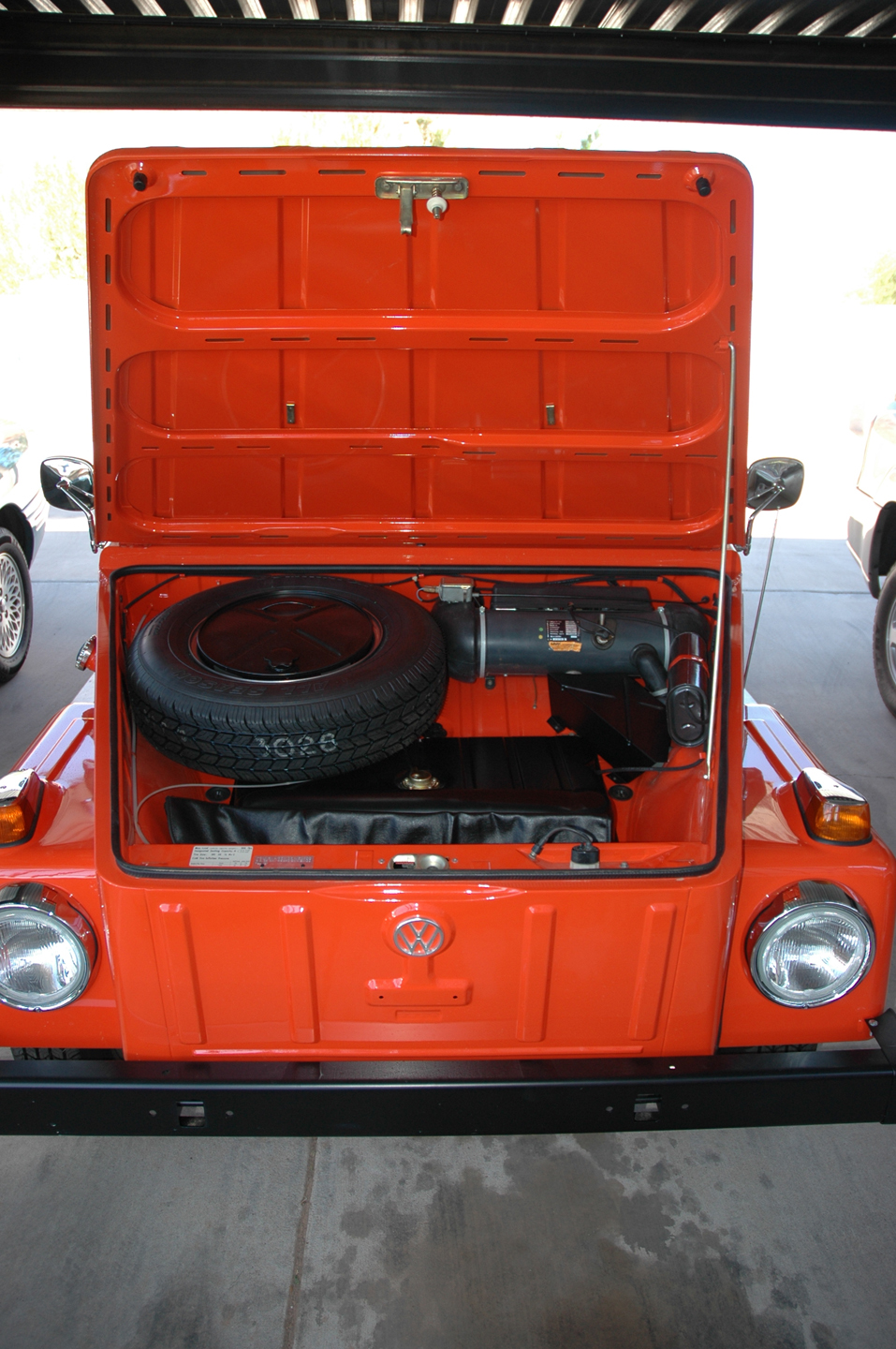 1973 VOLKSWAGEN THING CONVERTIBLE - Misc 2 - 45291