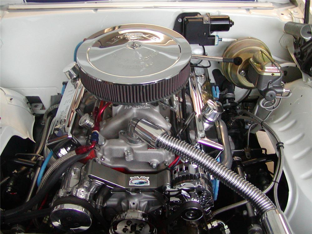 1969 CHEVROLET CAMARO CUSTOM COUPE - Engine - 45319