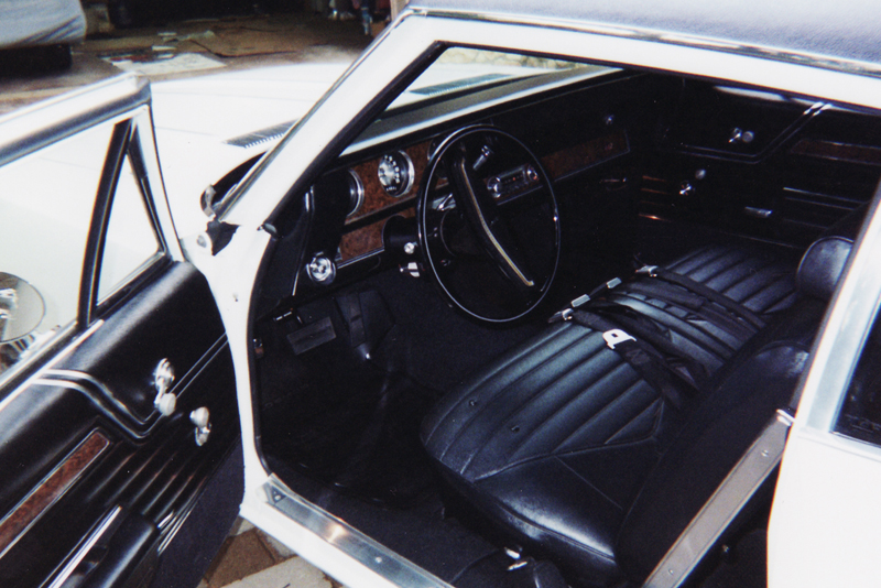 1970 OLDSMOBILE 442 COUPE - Interior - 45360