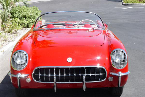 1955 CHEVROLET CORVETTE CONVERTIBLE - Misc 1 - 45399