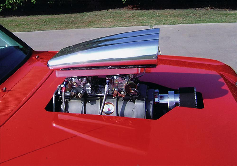 1968 DODGE DART GTS CUSTOM CONVERTIBLE - Engine - 45402