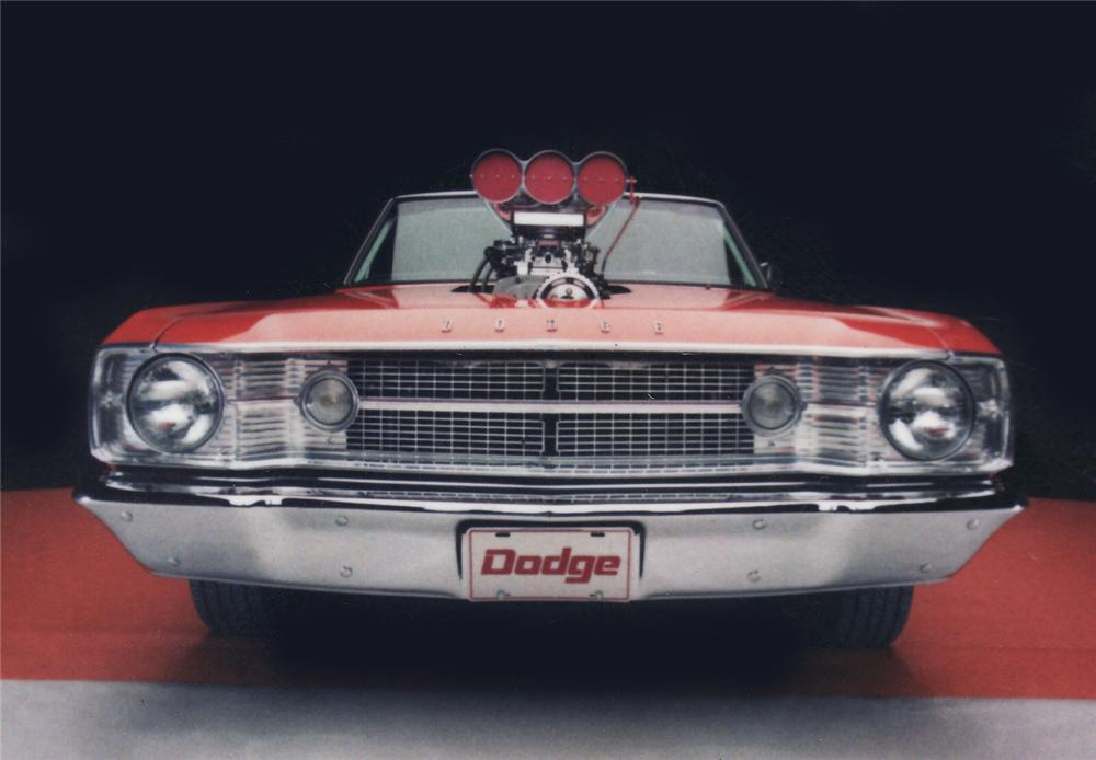 1968 DODGE DART GTS CUSTOM CONVERTIBLE - Misc 1 - 45402