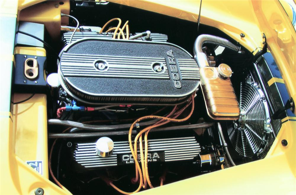 1966 SHELBY COBRA ROADSTER REPLICA - Engine - 45404
