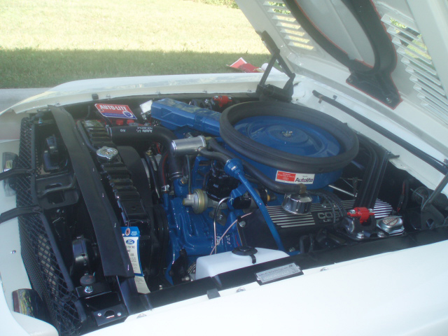 1968 SHELBY GT500 KR CONVERTIBLE - Engine - 45414