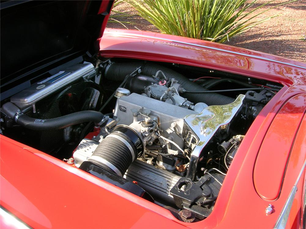 1961 CHEVROLET CORVETTE CONVERTIBLE FUELIE - Engine - 45470