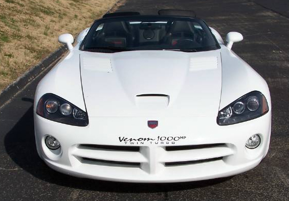 2004 DODGE VIPER SRT/10 CUSTOM ROADSTER - Misc 1 - 45597