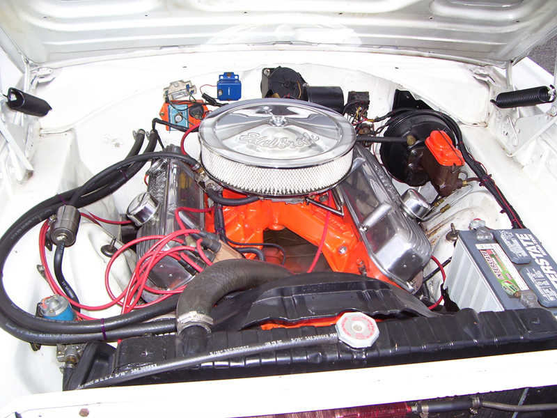 1966 DODGE CORONET 2 DOOR HARDTOP - Engine - 45626