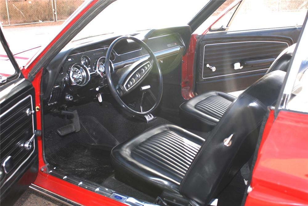 1968 FORD MUSTANG COUPE - Misc 1 - 47210